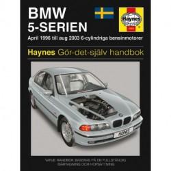 BMW 5-Serien 1996 - 2003 (svenske utgåva)