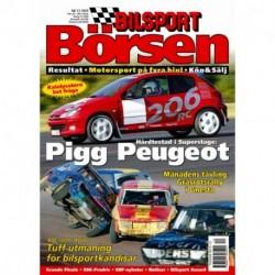 Bilsport Börsen nr 12  2005