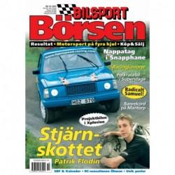 Bilsport Börsen nr 10  2005