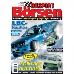 Bilsport Börsen nr 5  2005