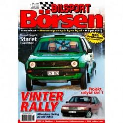 Bilsport Börsen nr 3  2005