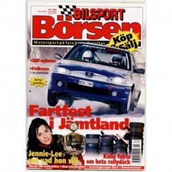 Bilsport Börsen nr 5  2003