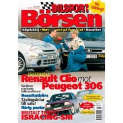 Bilsport Börsen nr 5  2002