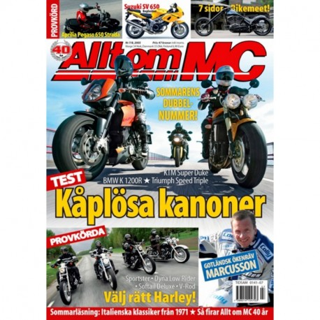 Allt om MC nr 7  2005