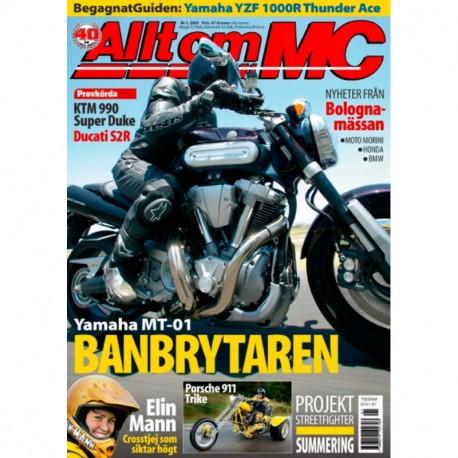 Allt om MC nr 1  2005