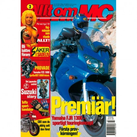 Allt om MC nr 3  2001