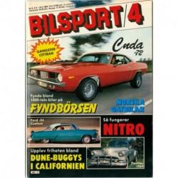 Bilsport nr 4  1983