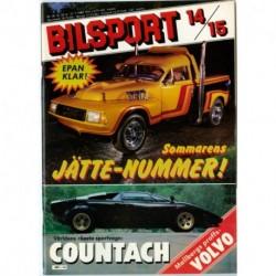 Bilsport nr 14  1983