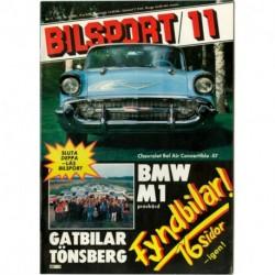 Bilsport nr 11  1981
