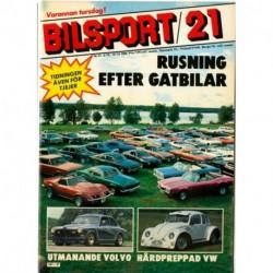 Bilsport nr 21  1980