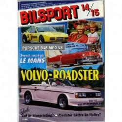 Bilsport nr 14  1988