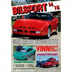 Bilsport nr 14  1989