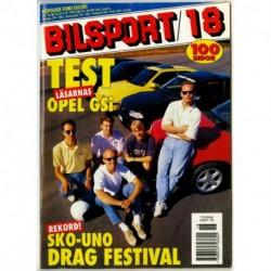 Bilsport nr 18  1995
