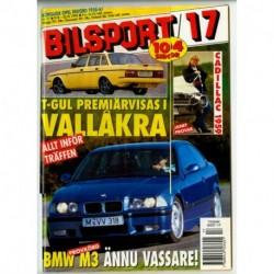 Bilsport nr 17  1995