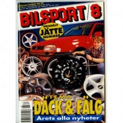 Bilsport nr 8  1995