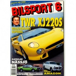 Bilsport nr 6  1995