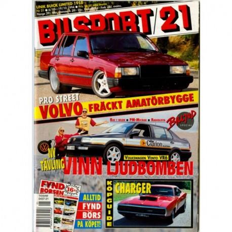 Bilsport nr 21  1994