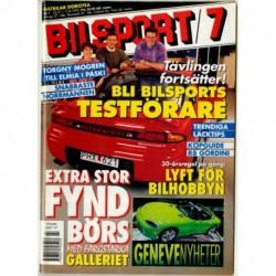 Bilsport nr 7  1993