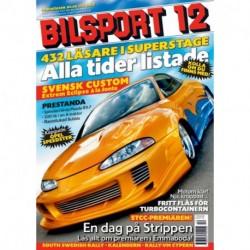 Bilsport nr 12  2005