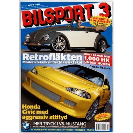Bilsport nr 3  2005