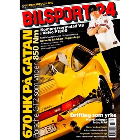 Bilsport nr 24  2004