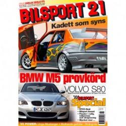 Bilsport nr 21  2004