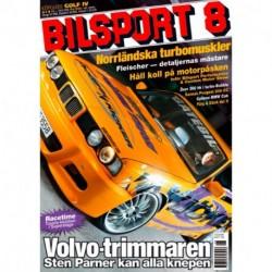 Bilsport nr 8  2004