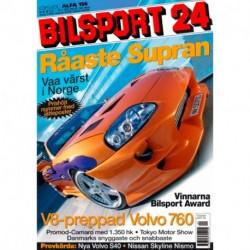 Bilsport nr 24  2003