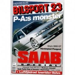 Bilsport nr 23  2003