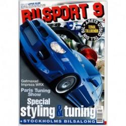 Bilsport nr 9  2003
