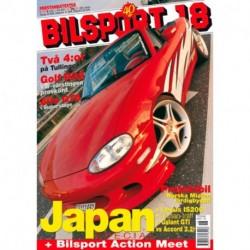 Bilsport nr 18  2002