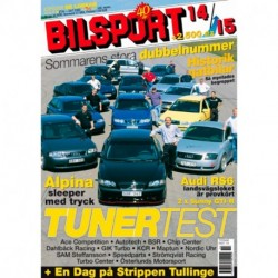 Bilsport nr 14  2002