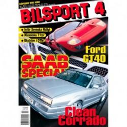 Bilsport nr 4  2001