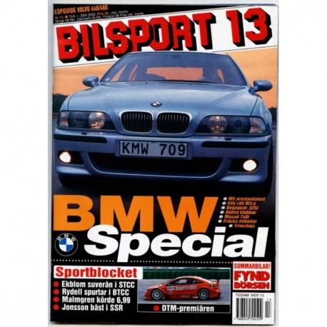 Bilsport nr 13  2000