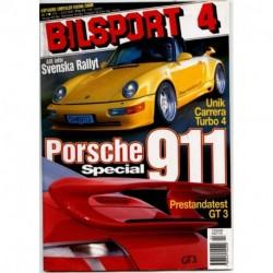 Bilsport nr 4  2000