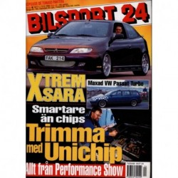 Bilsport nr 24  1999