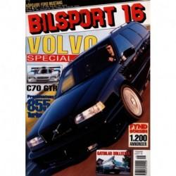 Bilsport nr 16  1999