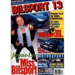Bilsport nr 13  1999