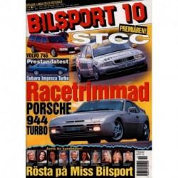 Bilsport nr 10  1999