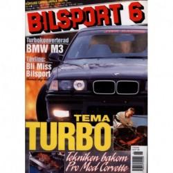 Bilsport nr 6  1999
