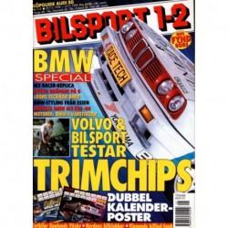 Bilsport nr 1  1999