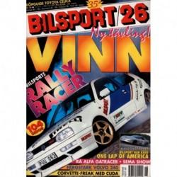 Bilsport nr 26  1997