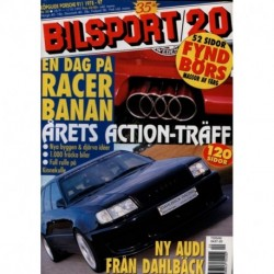 Bilsport nr 20  1997