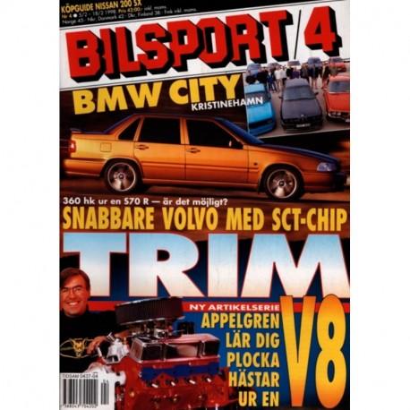 Bilsport nr 4  1998