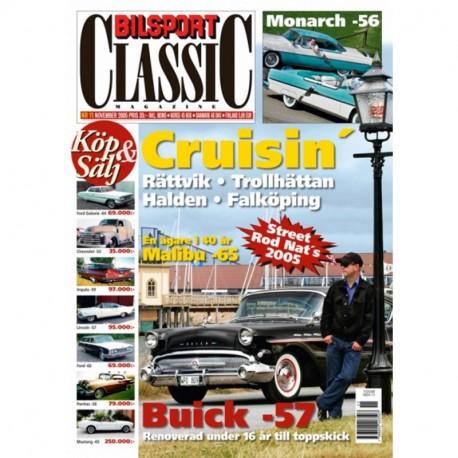 Bilsport Classic nr 11  2005