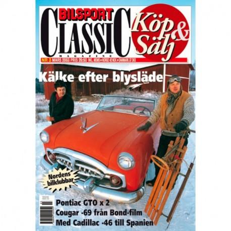 Bilsport Classic nr 3  2003