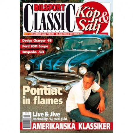 Bilsport Classic nr 12  2002