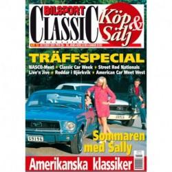 Bilsport Classic nr 10  2001