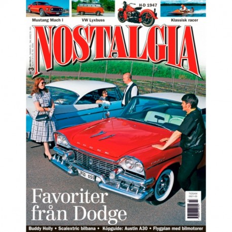 Nostalgia Magazine nr 3  2005