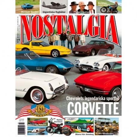 Nostalgia Magazine nr 1  2005